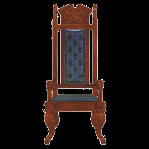 红木审判椅