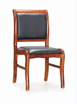 【南荣家具】办公椅NRH7401油漆会议椅待客椅