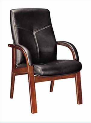 【南荣家具】办公椅NRH7120油漆会议椅待客椅