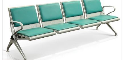 【南荣家具】钢质机场椅连排椅NRH118座椅排椅机场排椅医院候诊等候椅沙发候