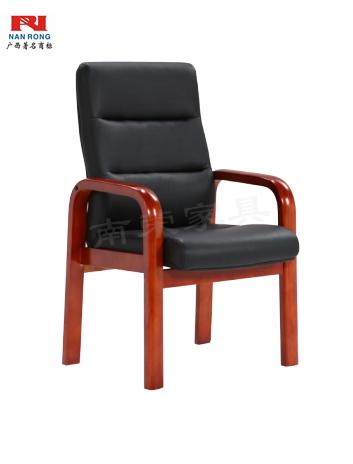 【南荣家具】办公椅NR-ZSX-H206油漆会议椅待客椅