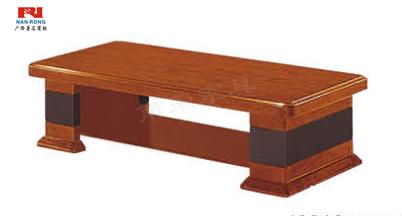 【南荣家具】茶几NR-GS-J0316办公室家具实木皮油漆茶几简约现代桌会客接待办公沙发茶几多功能