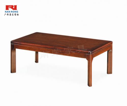 【南荣家具】茶几NR-GS-CJ405办公室家具实木皮油漆茶几简约现代桌会客接待办公沙发茶几多功能
