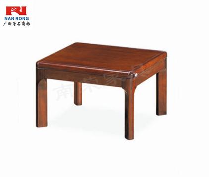 【南荣家具】茶几NR-GS-CJ4051办公室家具实木皮油漆茶几简约现代桌会客接待办公沙发茶几多功能