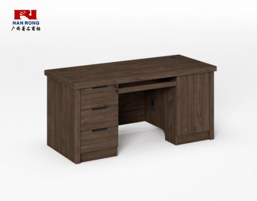 【南荣家具】职员桌NR-GNW-66B1406办公桌椅办公室桌子单人位员工桌简约现代