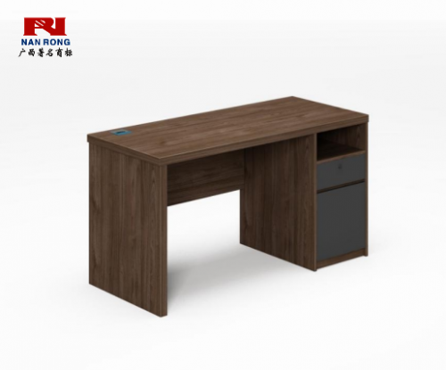 【南荣家具】职员桌NR-GNW-66B1207办公桌椅办公室桌子单人位员工桌简约现代